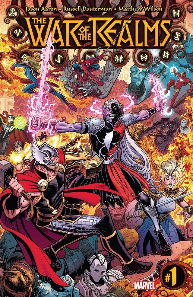 Marvel Comics War of the Realms