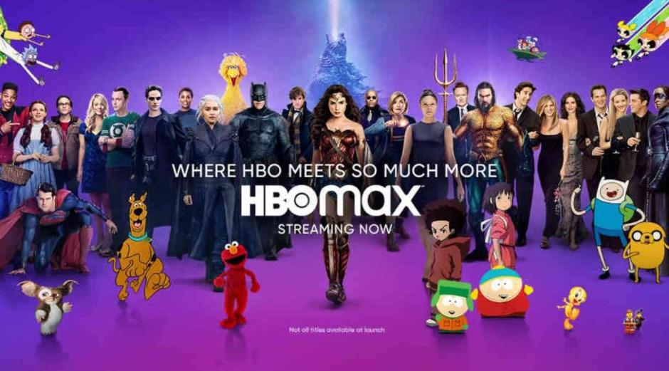 HBO Max WarnerMedia