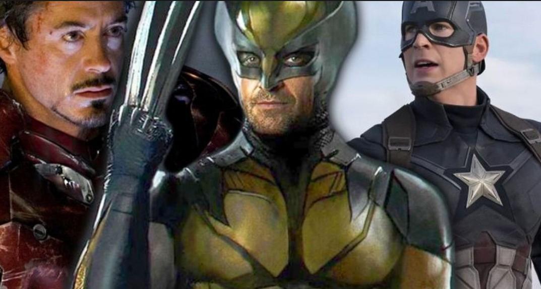 Wolverine Avengers Marvel X-Men