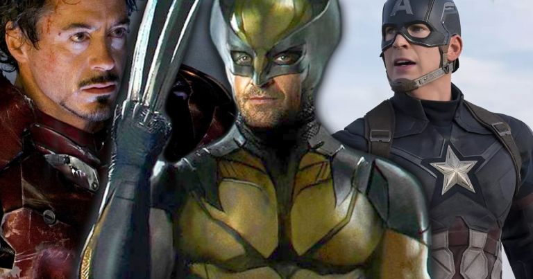 X-Men Marvel Wolverine