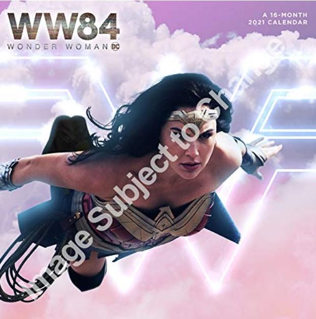 Wonder Woman 1984 Gal Gadot flies