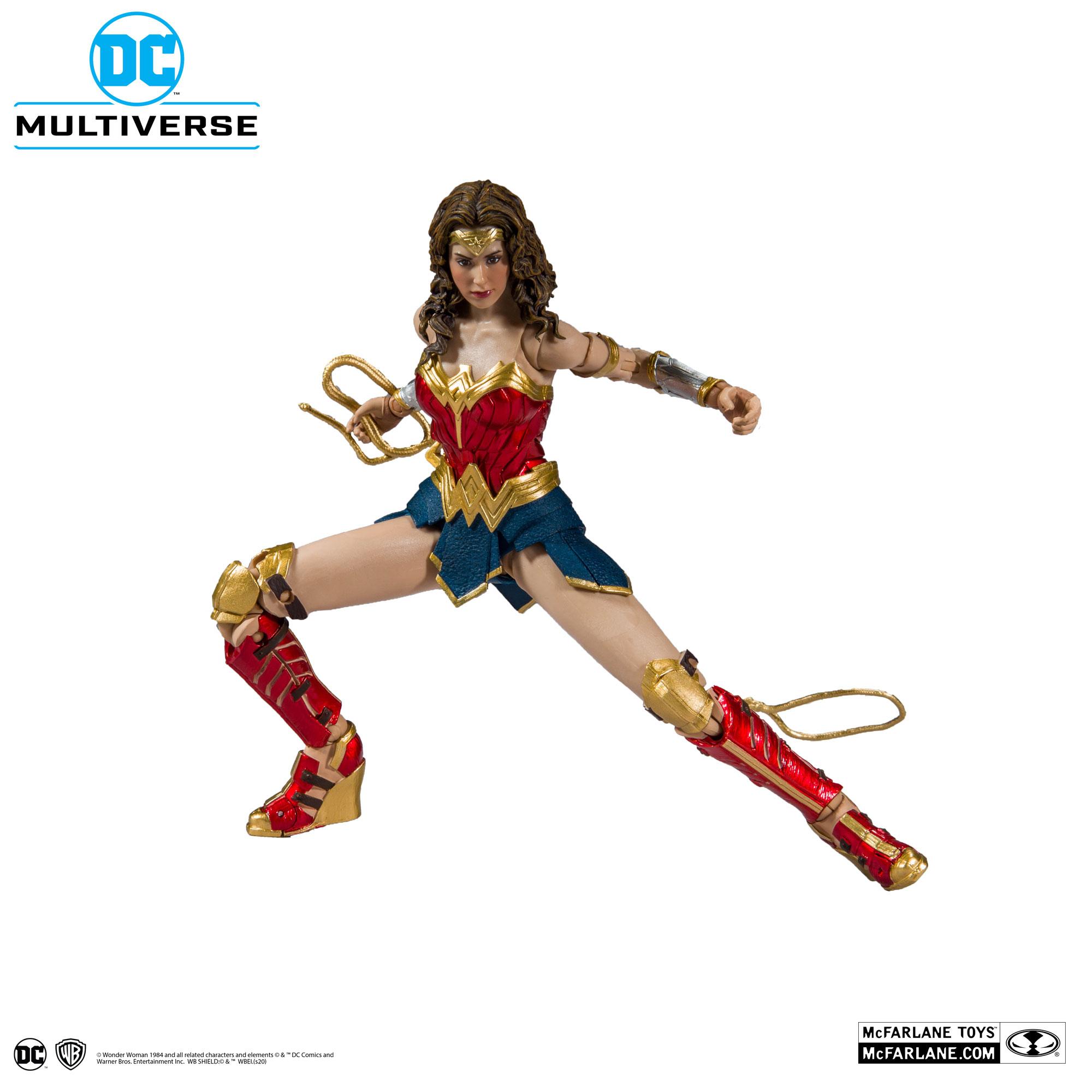Wonder Woman 1984 Gal Gadot McFarlane Toys