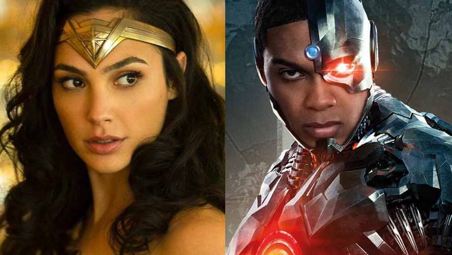 Wonder Woman 1984 and Ray Fisher