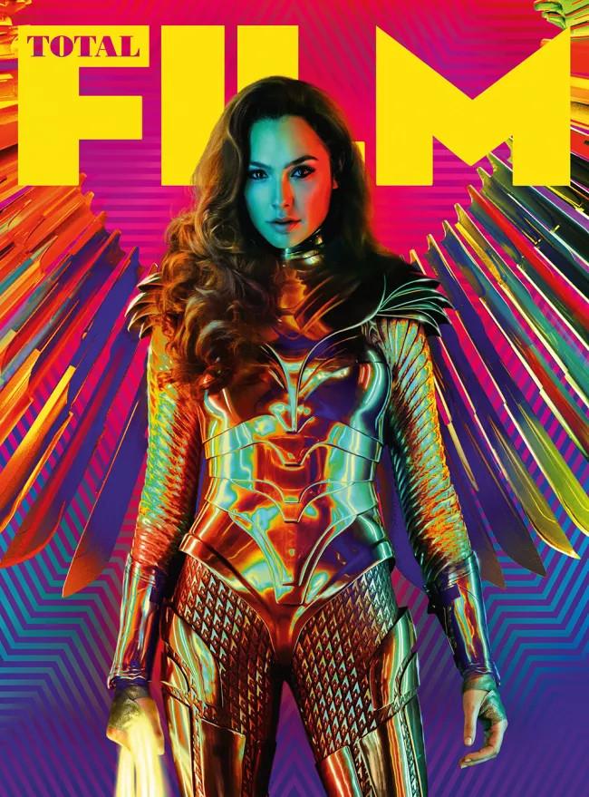 Gal Gadot Wonder Woman 1984 Total Film