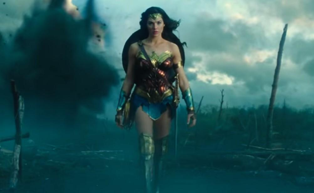 Wonder Woman 2017 Gal Gadot