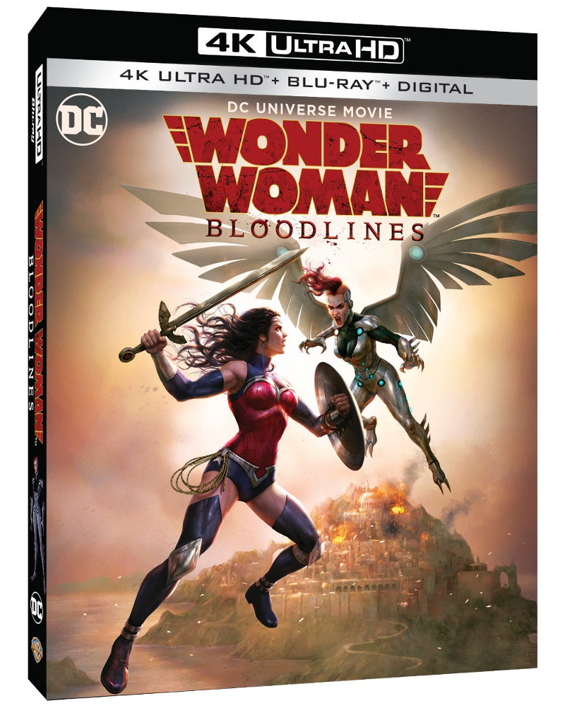 Wonder Woman: Bloodines