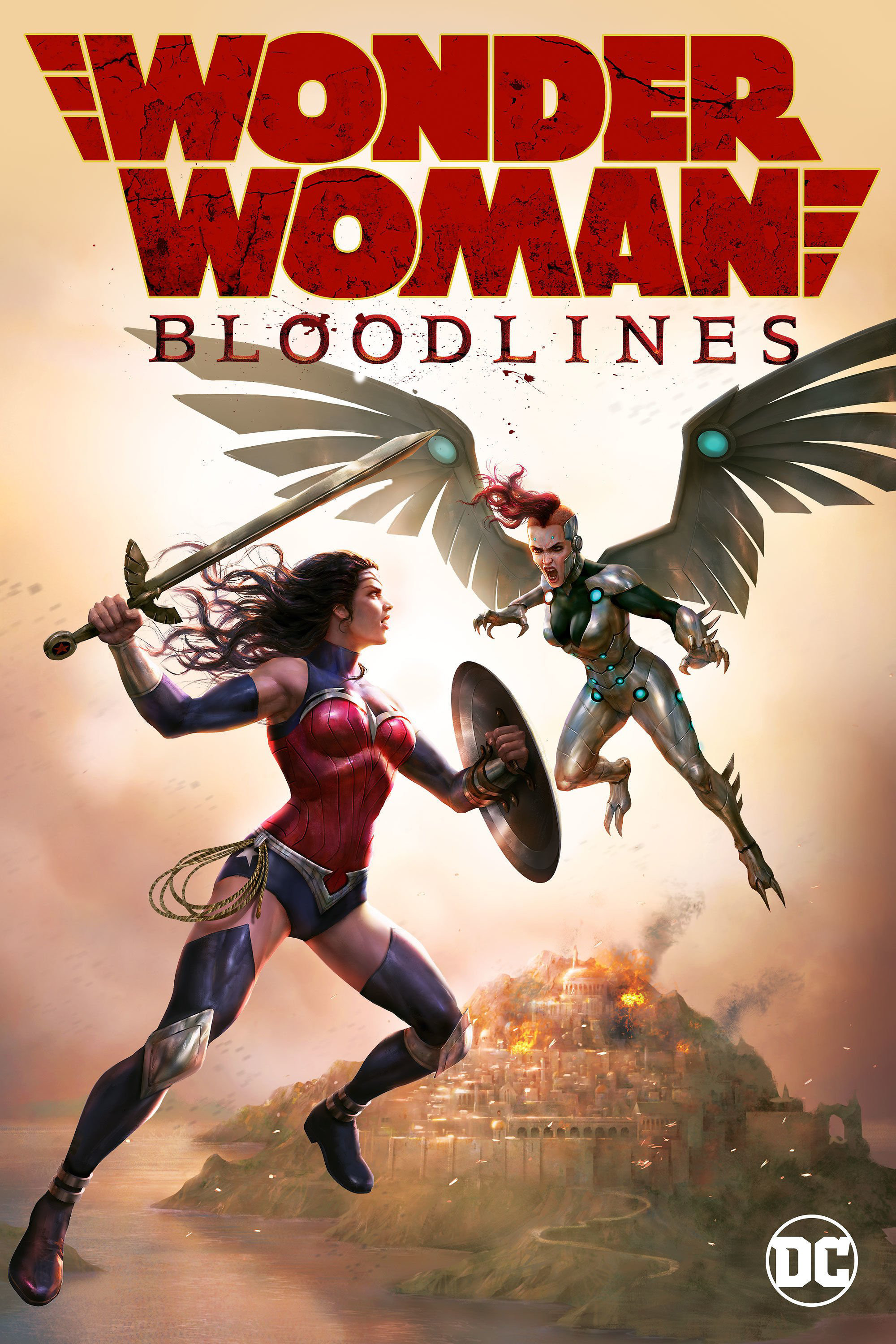 Wonder Woman: Bloodlines