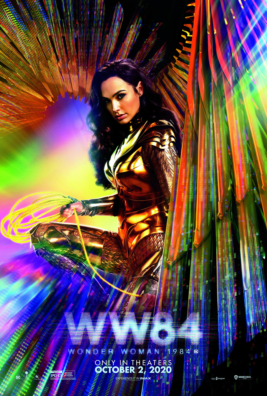 Gal Gadot Feels 'Sexy' Wearing Wonder Woman 1984 Golden ...