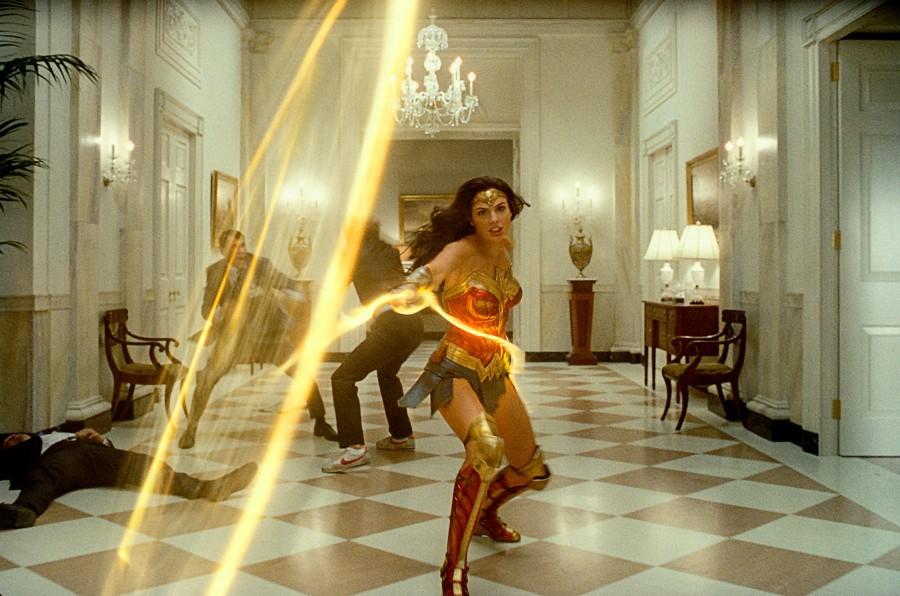 Wonder Woman 1984 Gal Gadot Lasso