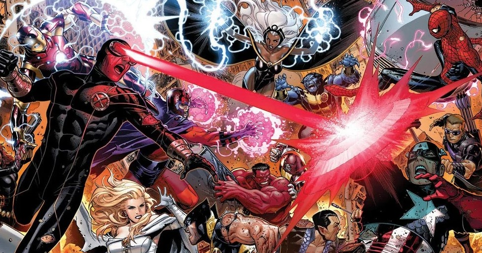 Avengers vs X-Men Marvel Comics