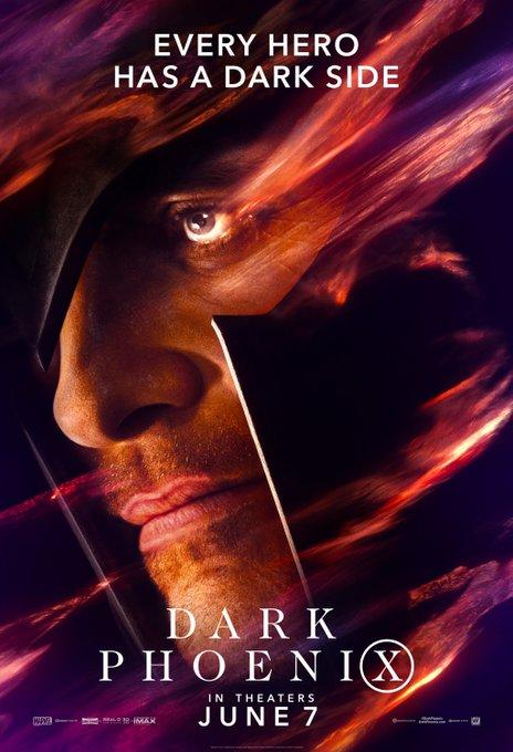 X-Men Dark Phoenix Magneto Michael Fassbender