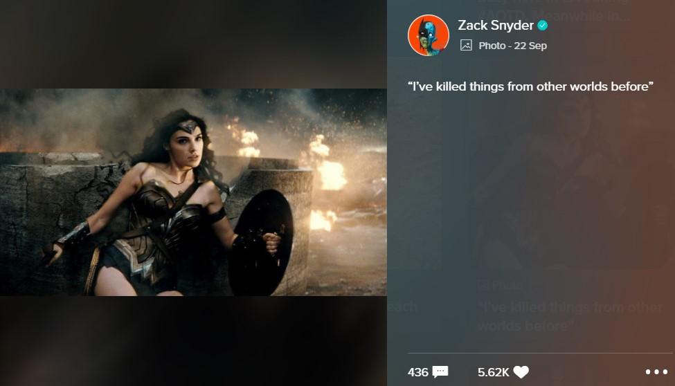 Batman vs Superman IMAX Wonder Woman Gal Gadot