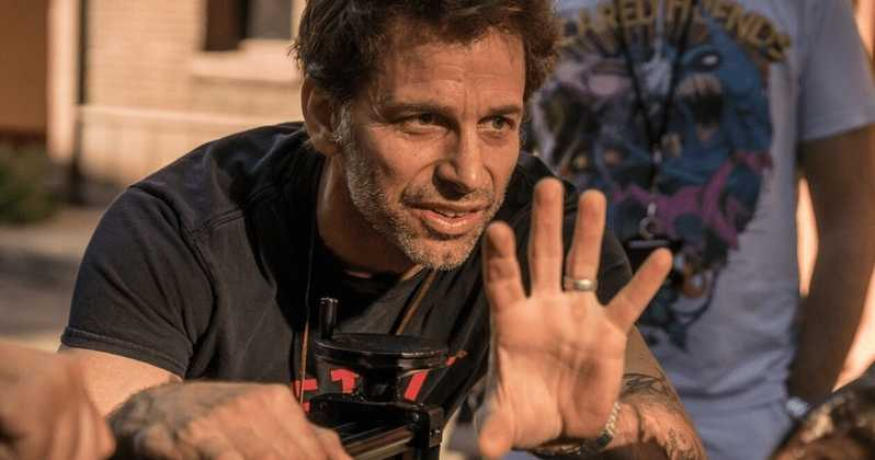 ZACK SNYDER Takes on Norse Mythology for NETFLIX Animated Series