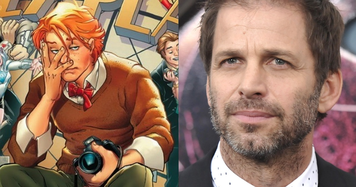 Now Zack Snyder Kills Of Major Superman Character In ...