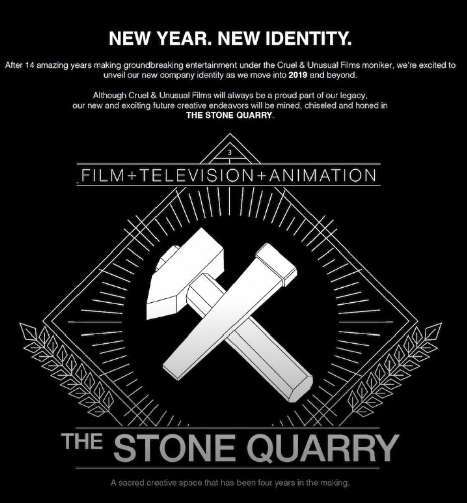 Zack Snyder Stone Quarry