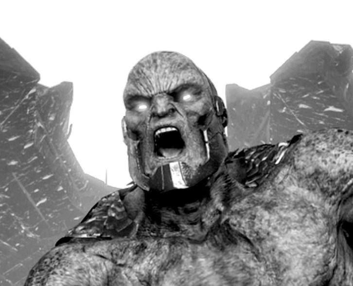 Zack Snyder Uxas Darkseid