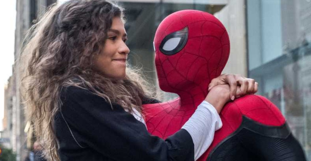 Disney race bending MJ Spider-Man Little Mermaid
