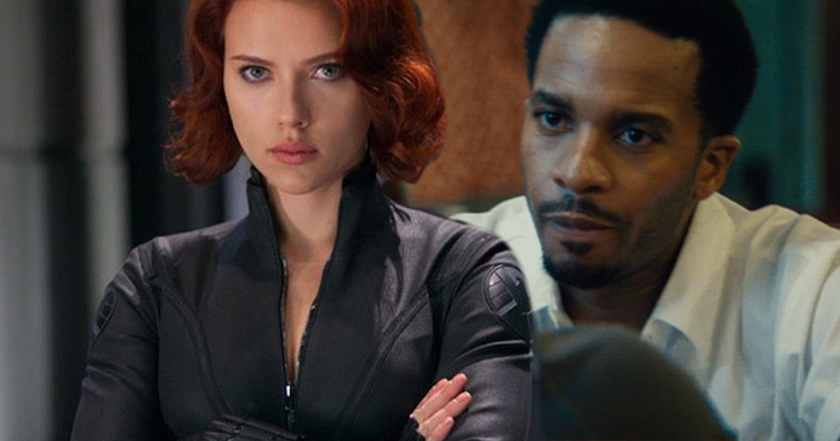 Andre Holland Black Widow