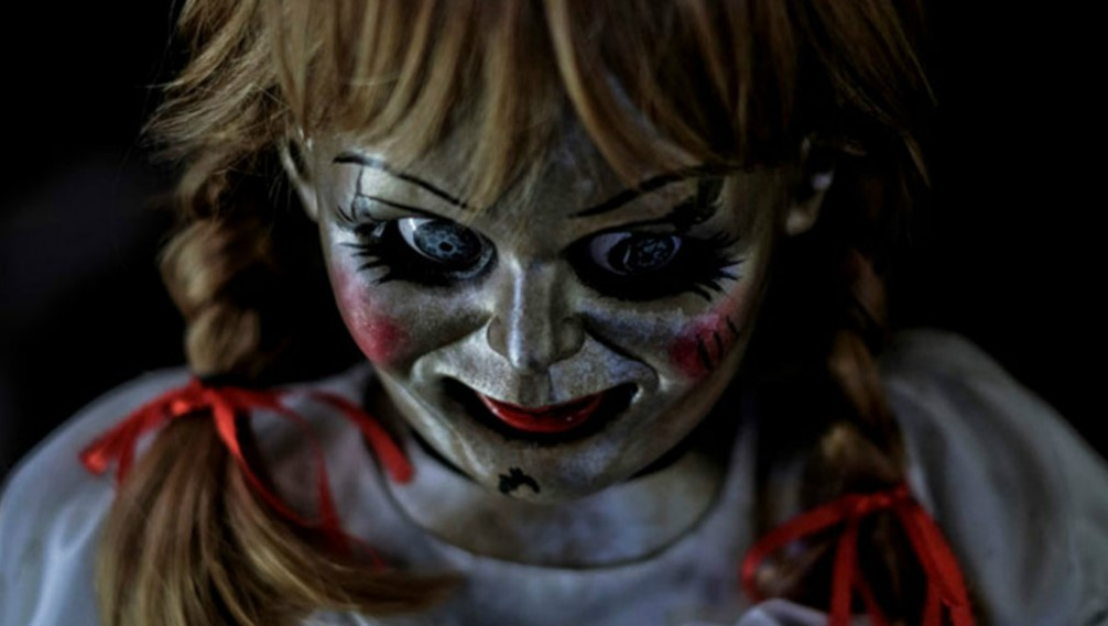 Go behind the horror of 'Annabelle Comes Home'