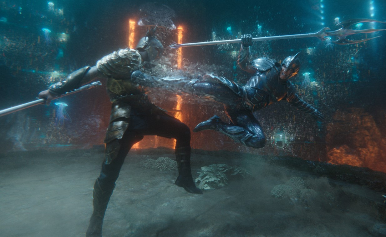 Aquaman billion box office