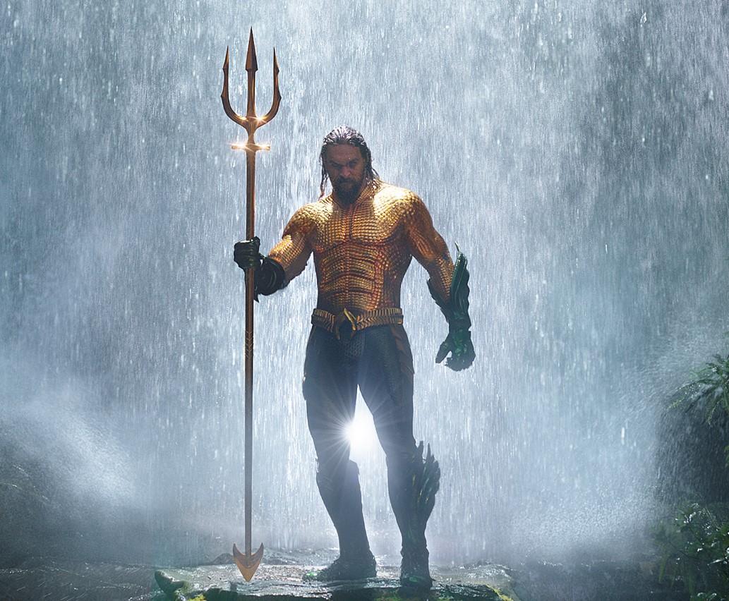 Jason Momoa Aquaman