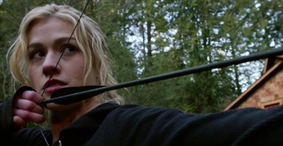 Arrow Mia Smoak Katherine McNamara
