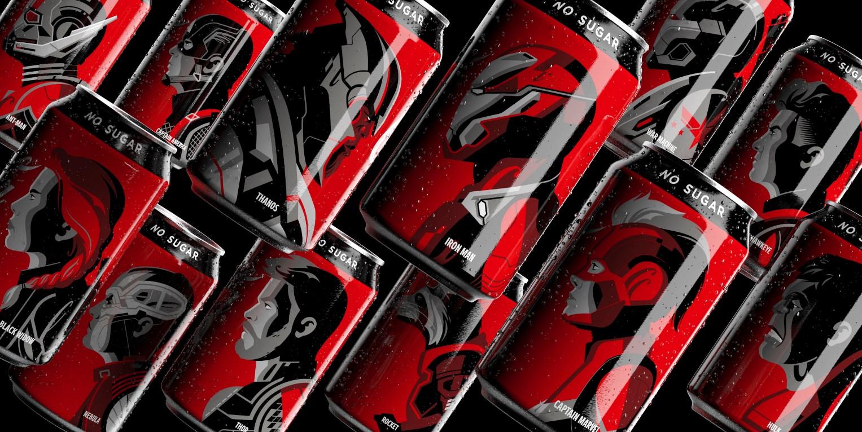 Avengers: Endgame coke