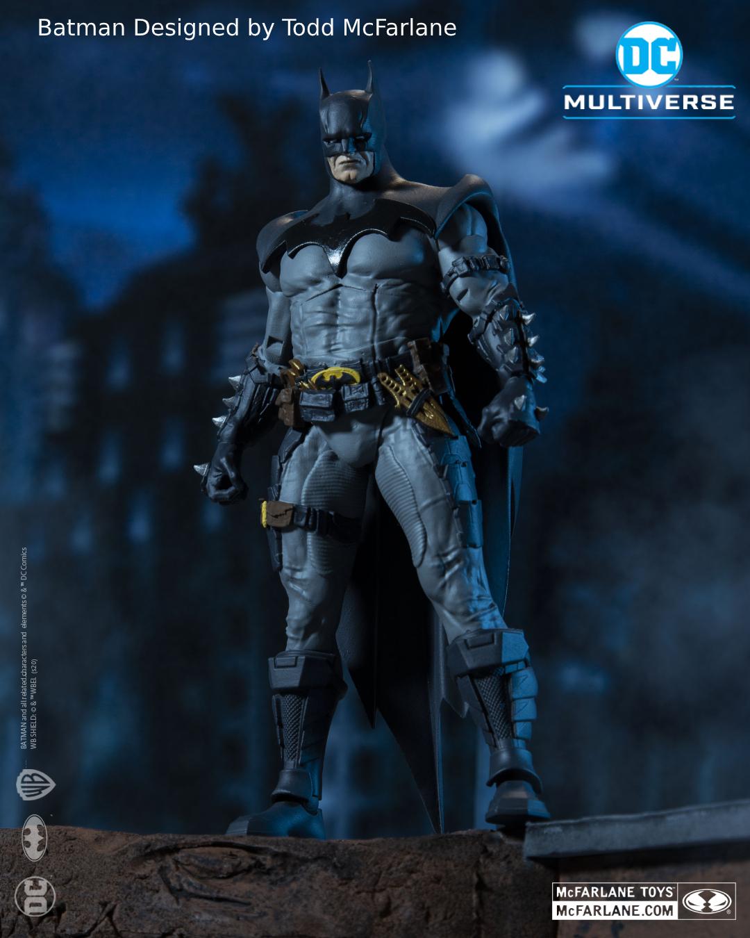 DC Multiverse Batman McFarlane Toys