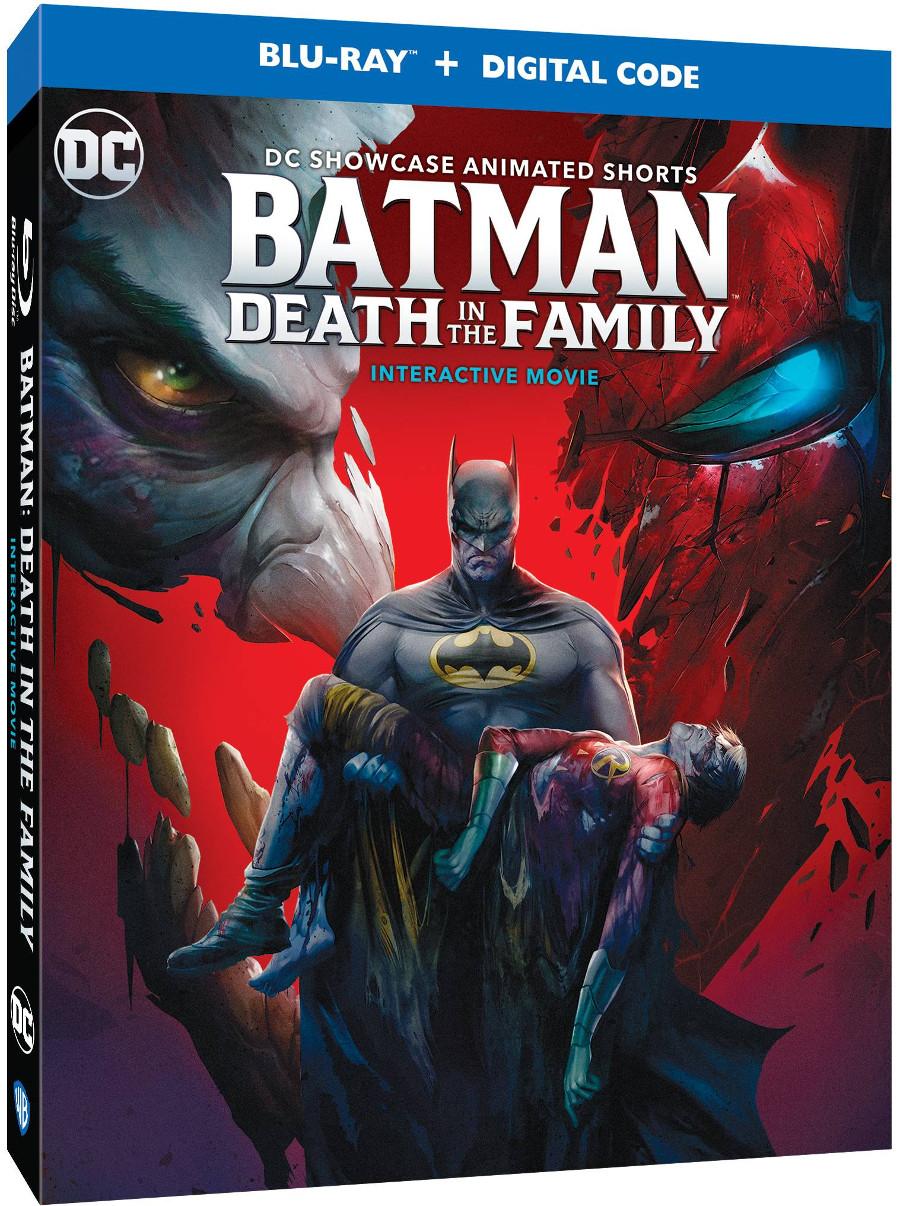 Batman: Death in the Family box art