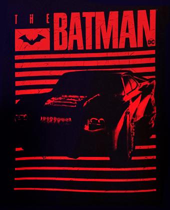 The Batman promo art CCXP 2020