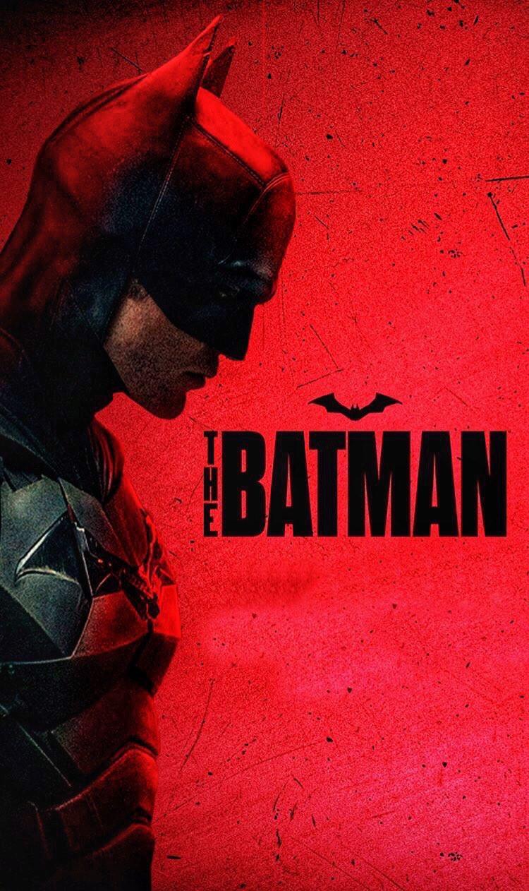 The Batman Robert Pattinson DC FanDome poster