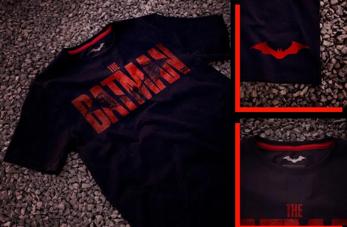 The Batman Robert Pattinson T-shirts