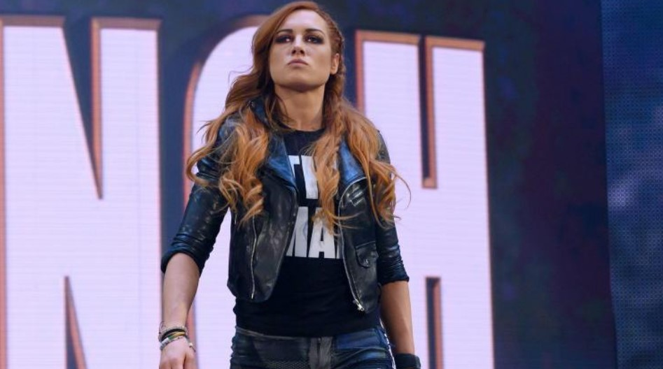 Becky Lynch WWE