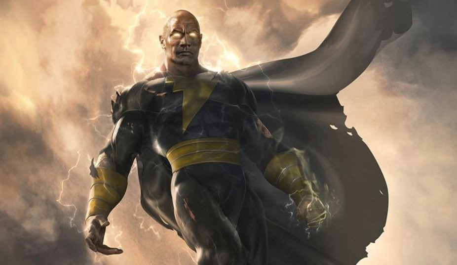 Noah Centineo Joins Dwayne Johnson in 'Black Adam' for New Line/DC