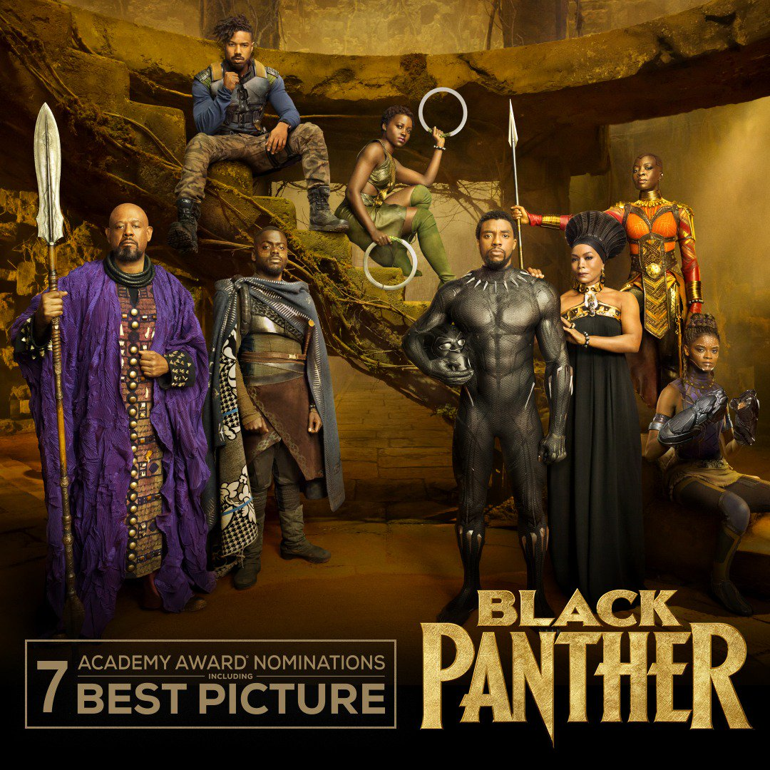 Black Panther Oscars