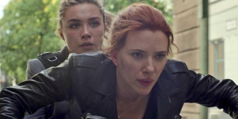 Black Widow leaks
