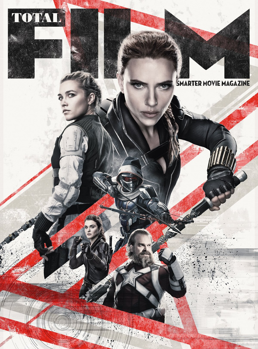Black Widow Total Film