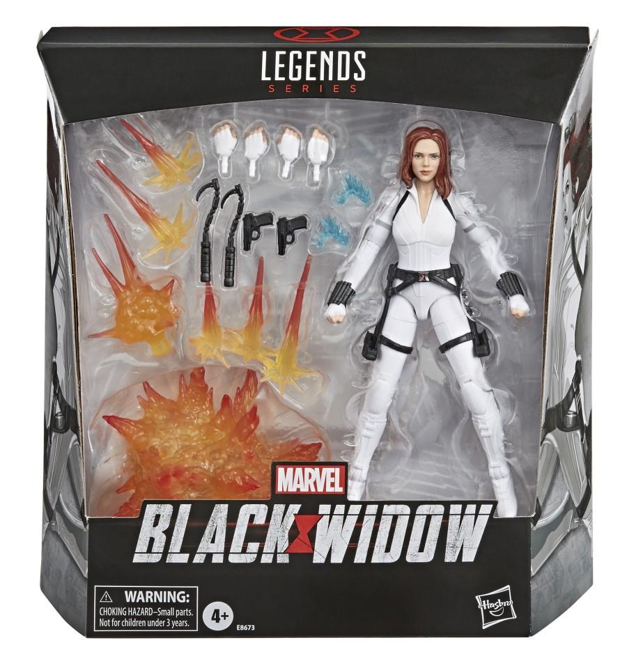 Black Widow Hasbro