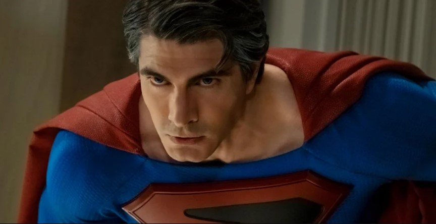 Crisis On Infiniate Earths Brandon Routh Superman