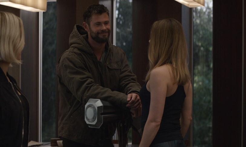 Brie Larson Captain Marvel Avengers Endgame