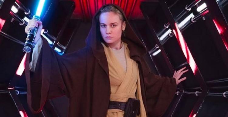 Brie Larson Star Wars Disney