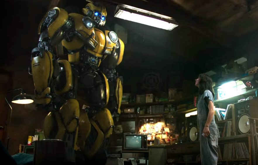 Bumblebee box office