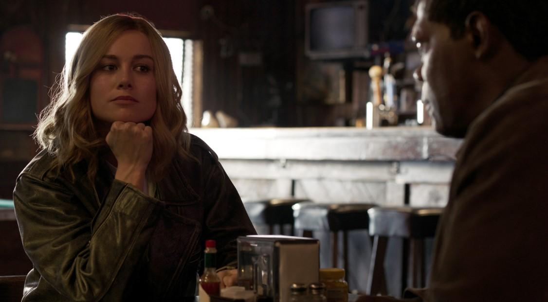 Captain Marvel MCU Brie Larson