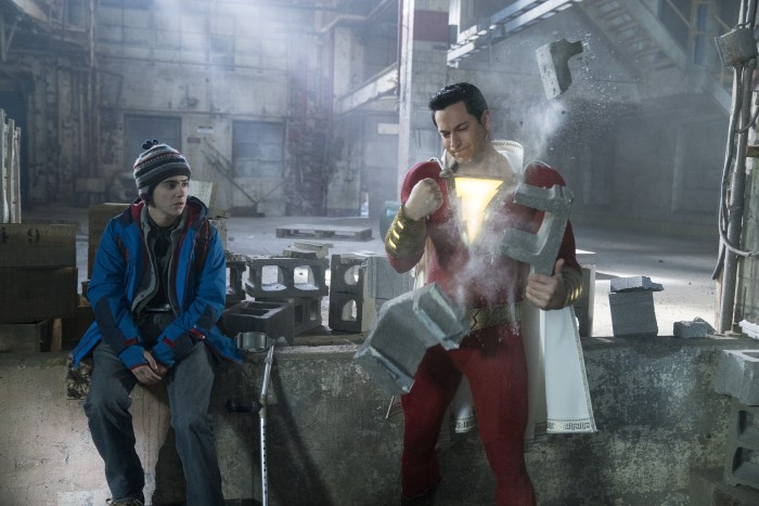 shazam box office