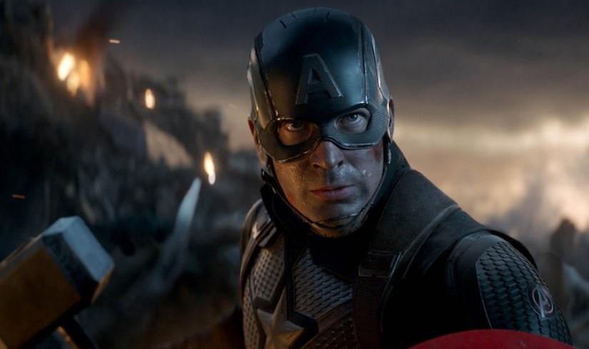 Chris Evans Marvel Avengers Captain America