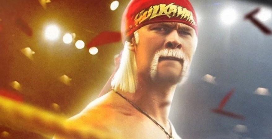 Chris Hemsworth Hulk Hogan fan art