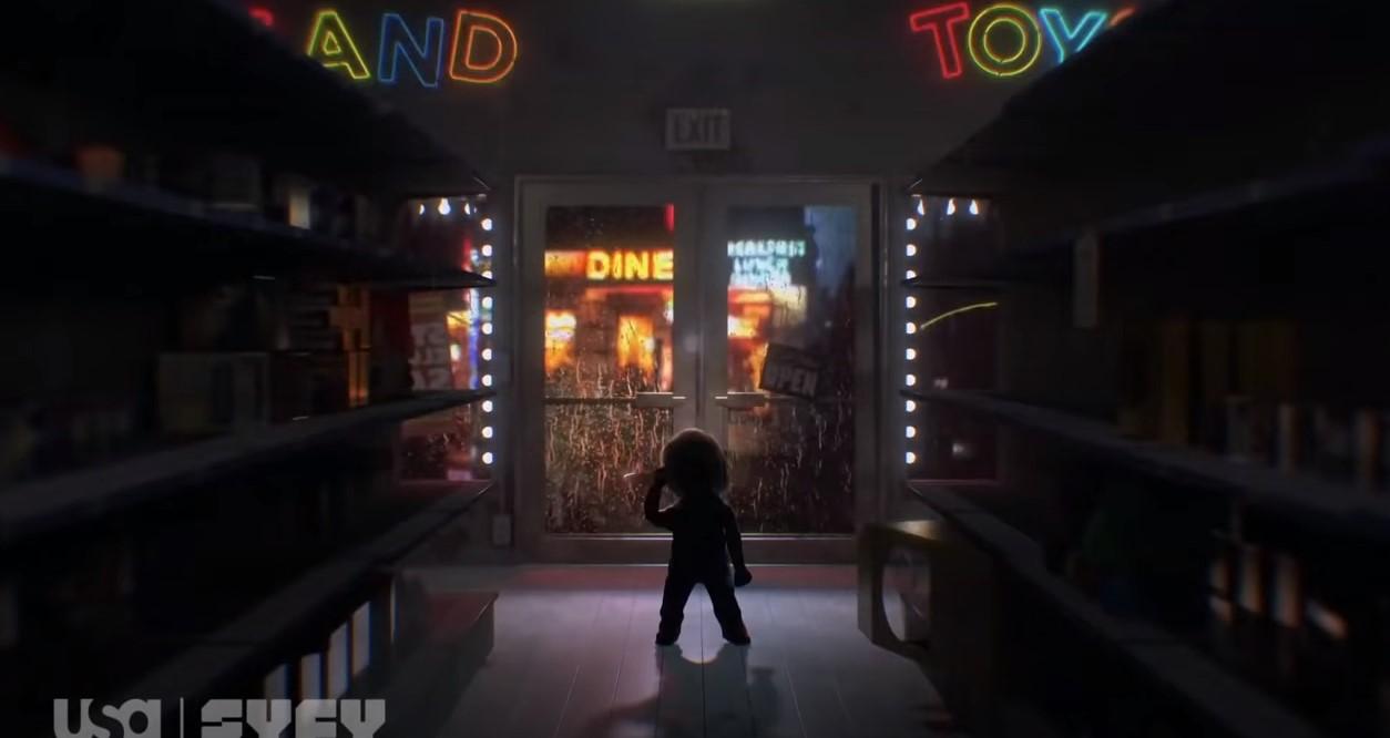 Chucky SYFY USA