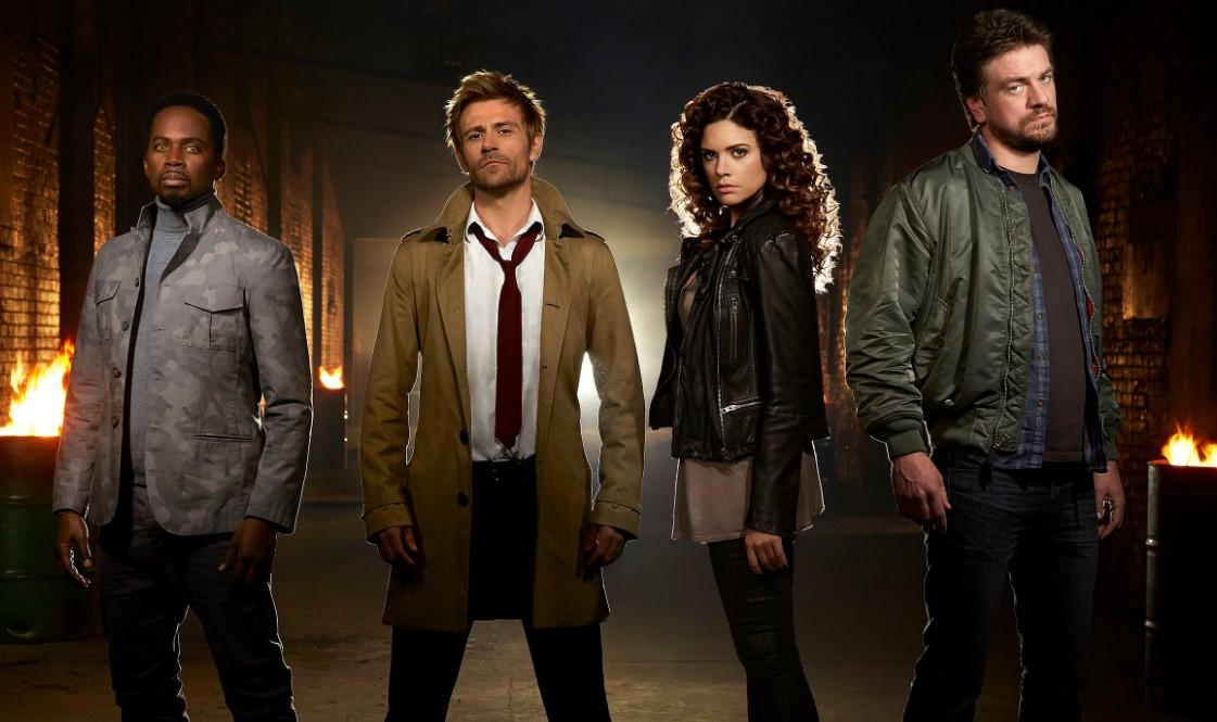 Constantine cast