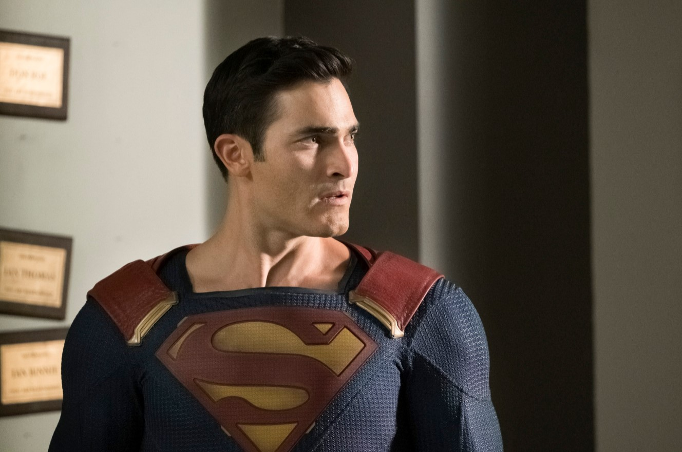 Crisis On Infinite Earths Tyler Hoechlin Superman
