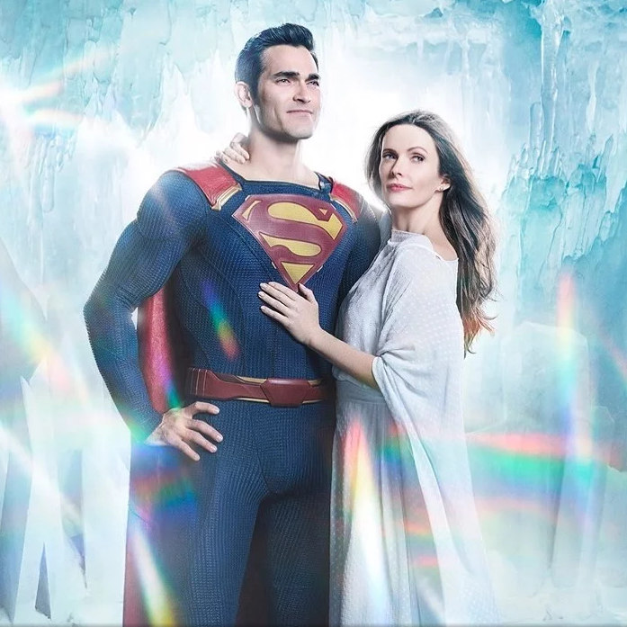 The CW Superman and Lois Lane